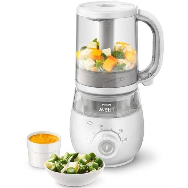Avent Комбиниран уред за здравословна бебешка храна 4 в 1 0451
